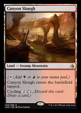 Amonkhet (abril 2017) - Página 2 Canyonslough