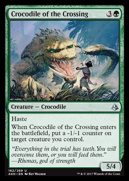 Amonkhet (abril 2017) - Página 2 Crocodileofthecrossing