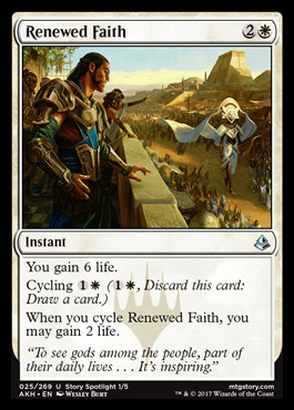Amonkhet (abril 2017) - Página 2 Renewedfaith