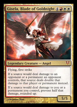 Aurelia the Warleader | MTG Visual Spoiler