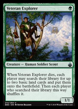 Veteran Explorer