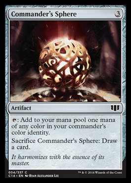 Commander S Sphere Commander 2014 Visual Spoiler
