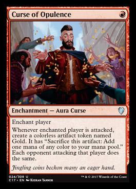 Curse of Opulence