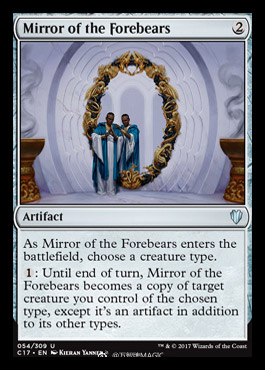 Mirror of the Forebearers