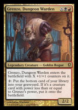 grenzo dungeon warden