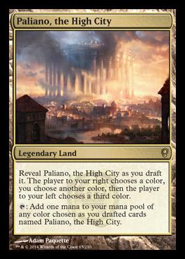 paliano high city