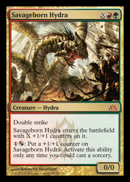 savage born hydra