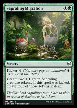 Raise the Saproling