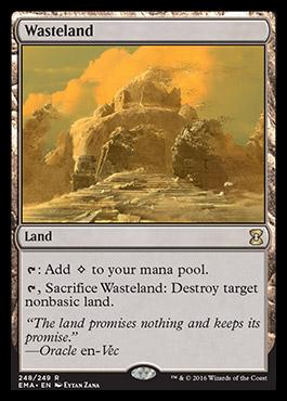 Unboxing de Eternal Masters Wasteland