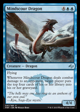 mind scour dragon