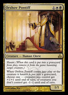 High Priest Of Penance Mtg Visual Spoiler