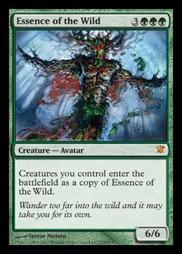 Deceiver of Form | OATH OF THE GATEWATCH MTG Visual Spoiler