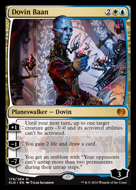 KALADESH - Planeswalkers | MythicSpoiler.com Planeswalker Activated Ability