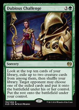 KALADESH - The Green Cards | MythicSpoiler.com