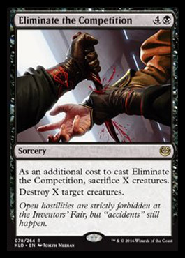 eliminate the competition kaladesh visual spoiler