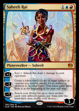 KALADESH - Planeswalkers | MythicSpoiler.com Planeswalker Ally Deck List
