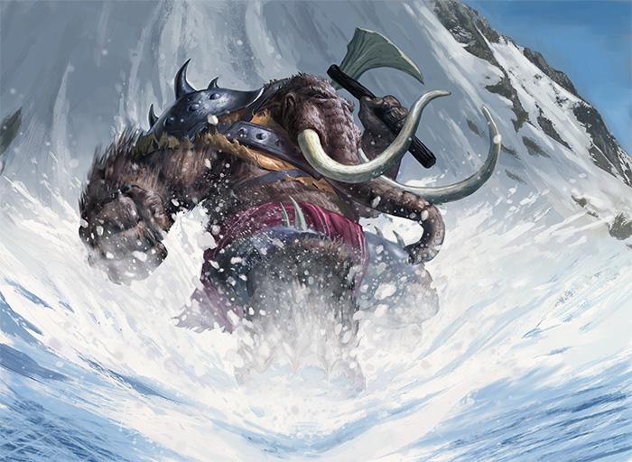 khans of tarkir the temur frontier mythicspoilercom