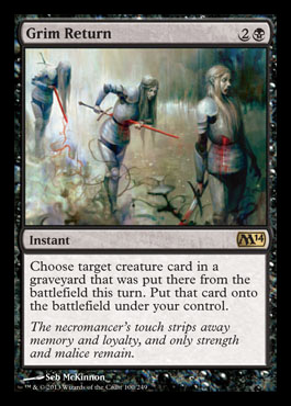 grim return m14 spoiler