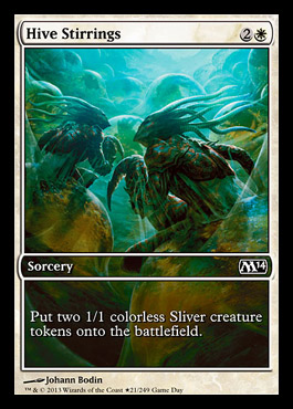 hive stirrings full art promo