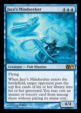 jace's mind seeker m14