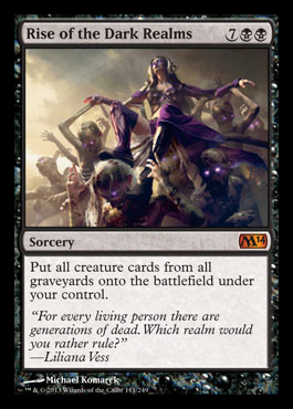 rise of the dark realms m14