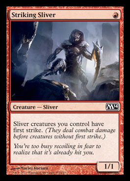 striking sliver m14 spoiler