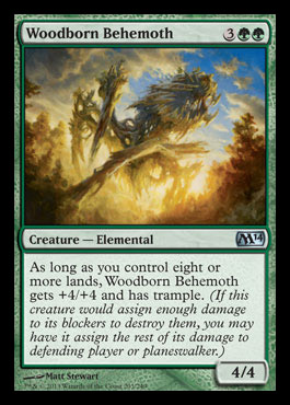woodborn behemoth m14