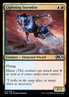 Core Set 2020 - Página 3 Lightningstormkin