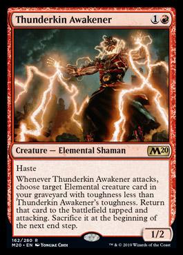 Core Set 2020 - Página 3 Thunderkinawakener