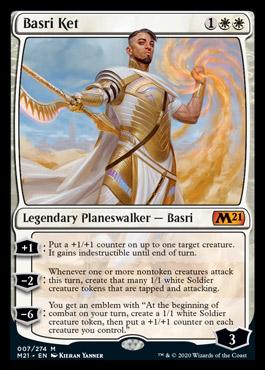 4x Basri/'s Lieutenant Core Set 2021 M21 MtG MasteringtheGame