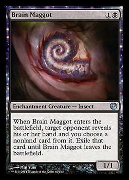 Spoilers Journey into Nyx Brainmaggot