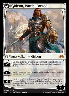 (M16) Magic Origins [ORI] Gideonbattleforged