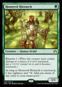 (M16) Magic Origins [ORI] Honoredhierarch