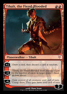 tibalt the fiend blooded duel decks sorin spoiler
