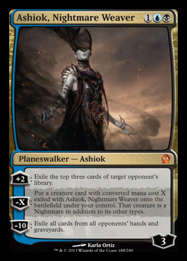 Theros - Planeswalkers | MythicSpoiler.com Planeswalker