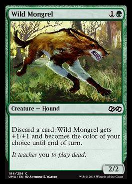 Spoiler Ultimate Masters Wildmongrel