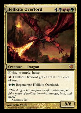 Dragonlord Atarka Dragons Of Tarkir Visual Spoiler