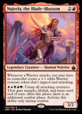 Rowan Kenrith Battlebond Magic//mtg Mythic Rare