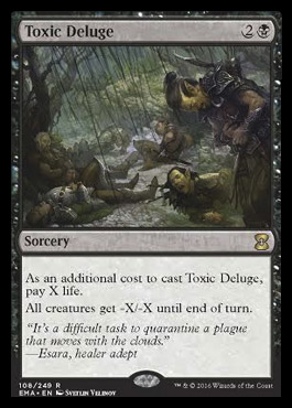 WALL OF OMENS ETERNAL MASTERS UNCOMMON MTG NM//M *4 AVAILABLE*