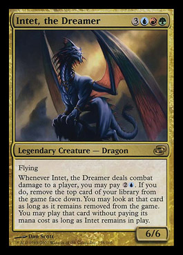 Excellent+ Nightveil Specter ~ Gatecrash Magic MTG