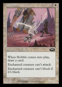 Planeshift 4x Hobble