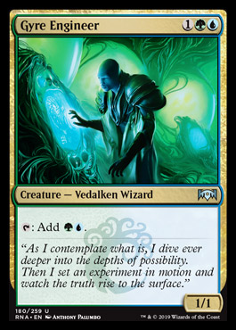 Ravnica Allegiance The Simic Combine Mythicspoiler Com