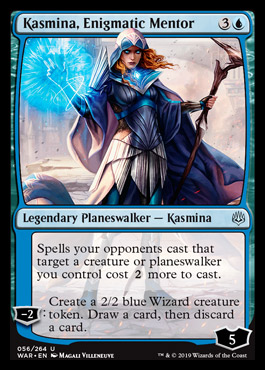 WAR OF THE SPARK - The Planeswalkers | MythicSpoiler com